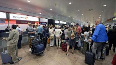 Photo of الإضراب يشلّ مطار بروكسل
