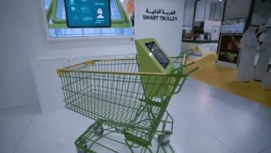 Photo of في دبي.. عربة تتعقب المتسوّقين وطاولة تنبئ بالخضراوات التالفة