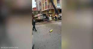 Photo of قتلى بسقوط مروحية عسكرية بحي سكني في إسطنبول