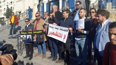 Photo of الإفراج عن صحافي جزائري بعد 500 يوم سجناً