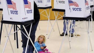 Photo of فتح مكاتب الاقتراع بأميركا لانتخابات منتصف الولاية