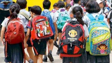 Photo of بسبب العمود الفقري ..  تحديد وزن حقيبة المدرسة وإلغاء الواجبات المنزلية