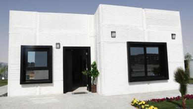 Photo of السعودية.. صور لأول منزل 3D بالشرق الأوسط!