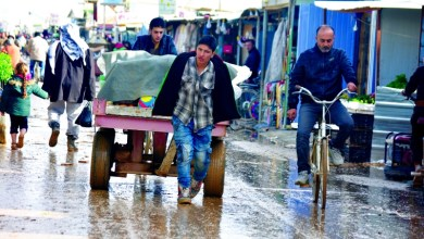 Photo of مخاوف الشتاء تجتاح لاجئي مخيّم الزعتري