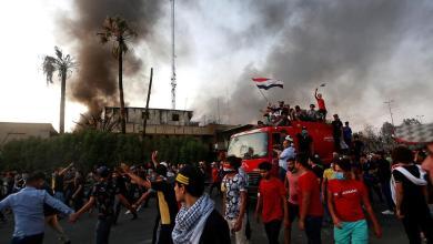 Photo of تظاهرات في البصرة.. والأمن يطلق الرصاص الحي