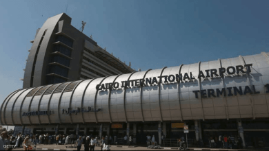 "Photo of ضبط ""طائرتي تجسس"" في مطار القاهرة الدولي"