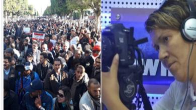 """Photo of صرخت """"أنا حامل"""" ولم تنج .. هذا ما حدث مع صحافية تونسية تعرضت للاعتداء"""