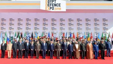 Photo of السيسي يفتتح أول معرض دولي للسلاح في مصر بحضور 41 دولة