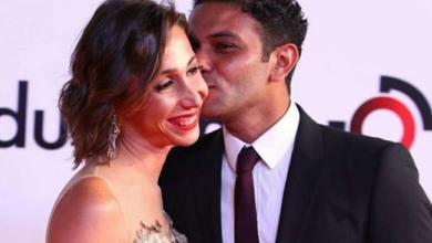 Photo of آسر ياسين: زوجتي أجمل امرأة في العالم