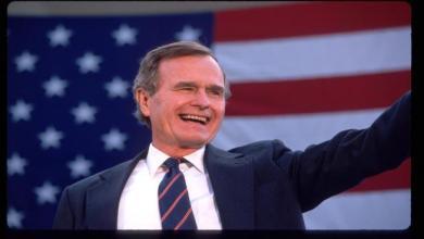 Photo of جورج بوش الأب تبنى طفلاً لعشر سنواتٍ سرّاً