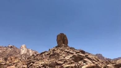 """Photo of تعرف على """"جبل اللوز الثلجي""""..تاريخ النبي موسى بالسعودية"""