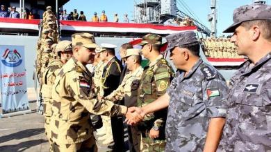 Photo of تدريبات عسكرية مصرية أردنية لمواجهة أي مخاطر بالمنطقة