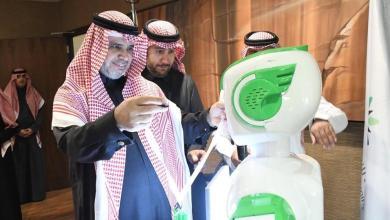 Photo of تعيين أول روبوت بجهة حكومية سعودية.. هذه وظيفته!