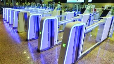 Photo of البوابات الذكية لمطارات دبي تستقطب 22 % من المسافرين
