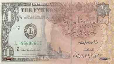 Photo of مصر.. ماذا تحمل الأيام المقبلة لسعر الجنيه مقابل الدولار؟