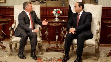 Photo of السيسي في الأردن الأحد لبحث العلاقات الثنائية