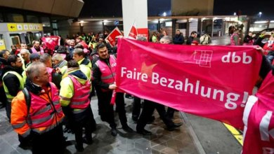 Photo of إضرابات أطقم الأمن في مطارات ألمانيا ستؤثر عشرات آلاف المسافرين