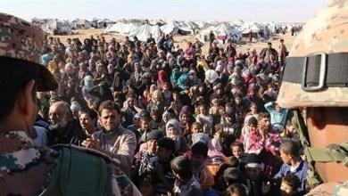 Photo of الأردن: عودة 5 آلاف لاجئ إلى سوريا في 2018