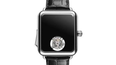 Photo of ساعة سويسرية جديدة بـ350 ألف دولار أمريكي