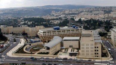 """Photo of انفجار غامض لقنبلة في مبنى """"الخارجية الإسرائيلية"""""""