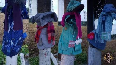 Photo of في تونس.. ملابس معلقة على الأشجار!