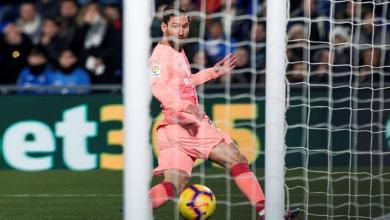 Photo of برشلونة يتجاوز خيتافي بصعوبة ويبتعد عن الريال بـ10 نقاط