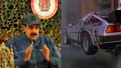 Photo of رئيس فنزويلا يزعم أنه سافر عبر الزمن ورأى المستقبل