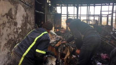 Photo of وفاة 7 أطفال أشقاء إثر حريق شب بمنزلهم في دمشق