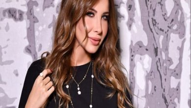 "Photo of نانسي عجرم ترحب بمولودتها ""ليا"" بأغنية مؤثرة"
