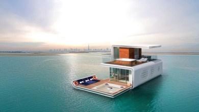 Photo of للمرة الأولى في العالم.. دبي ترخّص فللاً عائمةً
