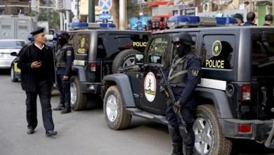 Photo of الأمن بمصر يعلن إصابة ضابط وتصفية 7 مسلحين غرب القاهرة