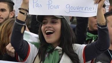 """Photo of لأول مرة.. التلفزيون الجزائري يبث هتافات تطلب """"رحيل النظام"""""""