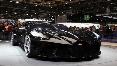 "Photo of ""بوغاتي"" تطلق السيارة الأغلى في العالم بـ19 مليون دولار"
