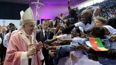 Photo of البابا للمسيحيين بالمغرب: إدخال الآخرين المسيحية ليس مهمتكم
