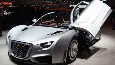 Photo of سيارة كهربائية خارقة بسعر 1.79 مليون يورو من «هيسبانو سويزا»
