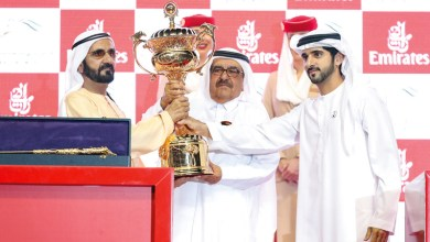 Photo of فوز الإمارات باجتماع أفضل الخيول على أرضها