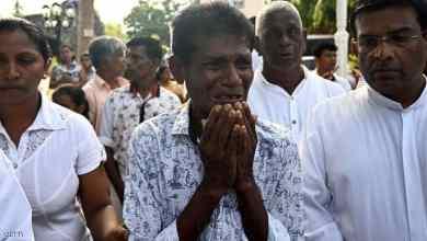 "Photo of ارتفاع عدد قتلى ""أحد سريلانكا الدامي"".. و3 دقائق صمت"
