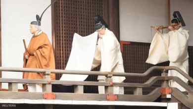 "Photo of إمبراطور اليابان يتنازل عن عرشه ""لآلهة الشمس"""