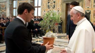 Photo of هذا ما قاله البابا عن ميسي: لاعب رائع ولكن