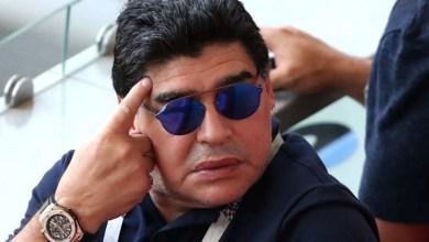 Photo of مارادونا يعلن نيته الرحيل عن فريقه بسبب التحكيم