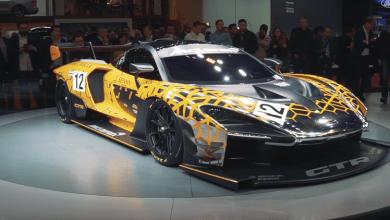 "Photo of ""McLaren"" تطلق سيارة رياضية بـ 1.6 مليون دولار!"