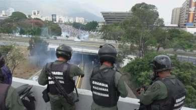 Photo of مقتل 23 سجيناً في مواجهات مع الشرطة الفنزويلية