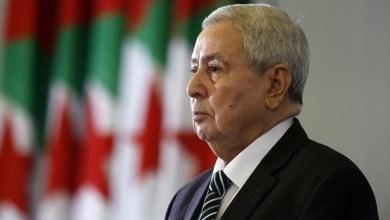 Photo of الرئيس الجزائري يلقي خطاباً قد يتضمن استقالته