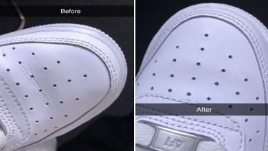 Photo of حيلة ذكية للتخلص من التجاعيد في الأحذية