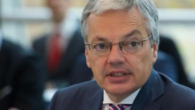 Photo of وزير خارجية بلجيكا يدعو لحظر بيع الأسلحة للسعودية