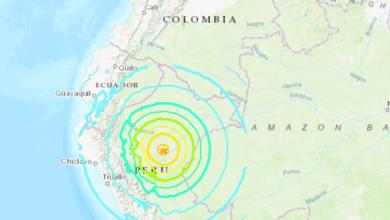 Photo of زلزال مدمر يضرب أربع دول لاتينية