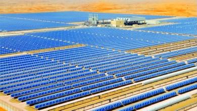 Photo of مشروع طاقة شمسية مصري يوازي 20% من مساحة واشنطن