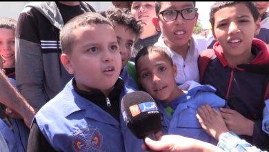 Photo of الجنّ تعزف النشيد الوطني لتلاميذ مدرسة في الجزائر