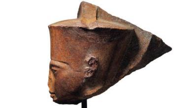 Photo of تمثال لتوت عنخ آمون للبيع في مزاد عالمي…