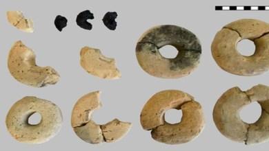 Photo of العثور على قطع أثرية قديمة من مادة غير متوقعة
